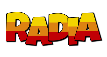 Radia jungle logo