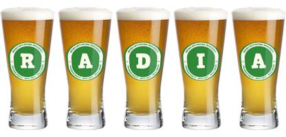 Radia lager logo