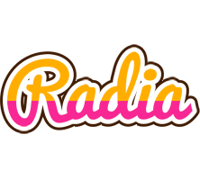 Radia smoothie logo