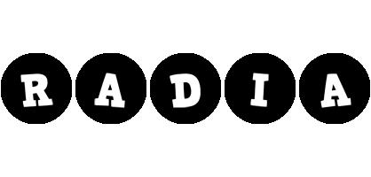 Radia tools logo