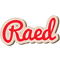 Raed chocolate logo