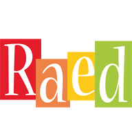 Raed colors logo