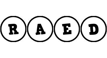 Raed handy logo