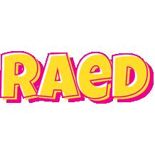 Raed kaboom logo
