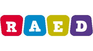 Raed kiddo logo
