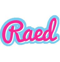 Raed popstar logo