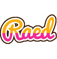 Raed smoothie logo