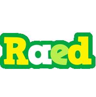 Raed soccer logo