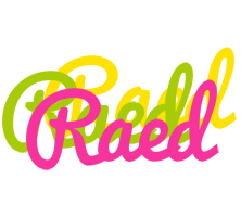 Raed sweets logo