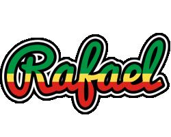 Rafael african logo