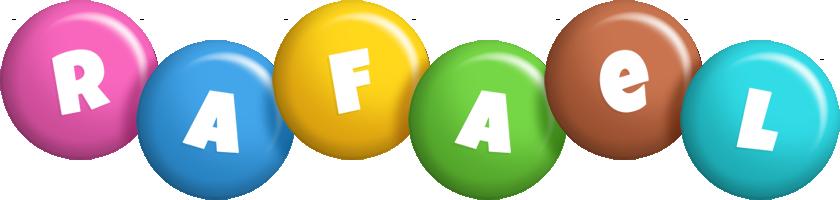 Rafael candy logo