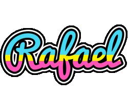 Rafael circus logo
