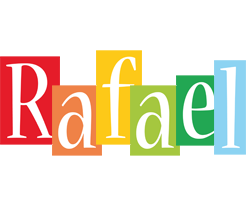 Rafael colors logo