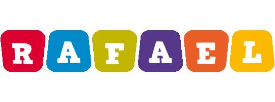 Rafael kiddo logo