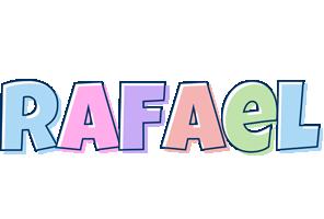 Rafael pastel logo
