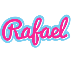 Rafael popstar logo