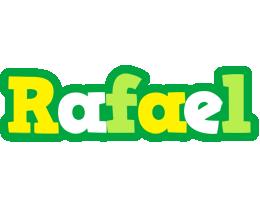Rafael soccer logo