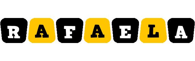 Rafaela boots logo