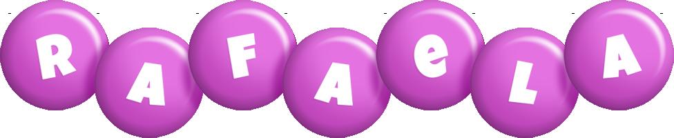 Rafaela candy-purple logo