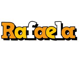 Rafaela cartoon logo