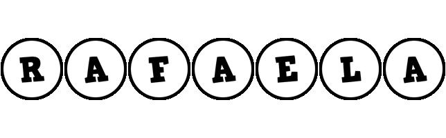 Rafaela handy logo