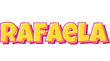 Rafaela kaboom logo