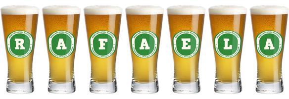 Rafaela lager logo