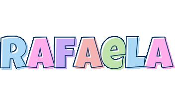 Rafaela pastel logo