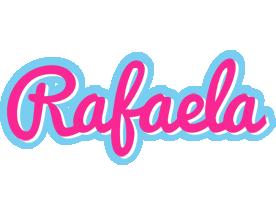 Rafaela popstar logo