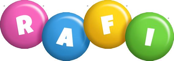 Rafi candy logo