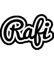 Rafi chess logo