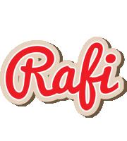 Rafi chocolate logo