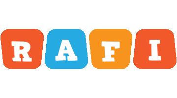 Rafi comics logo