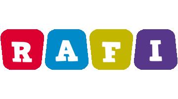 Rafi daycare logo
