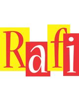 Rafi errors logo