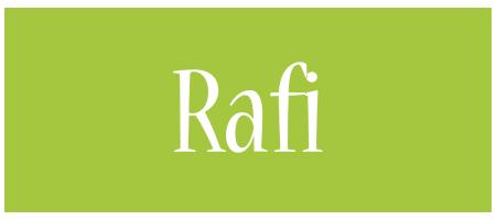 Rafi family logo