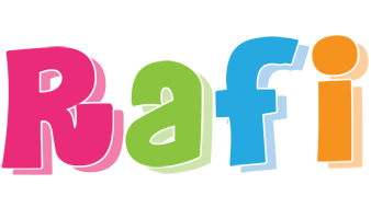 Rafi friday logo