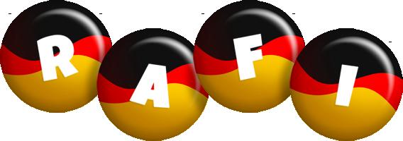 Rafi german logo