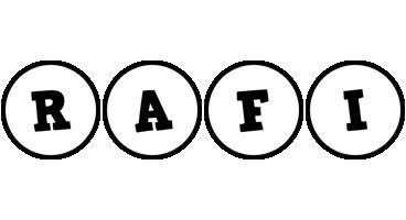 Rafi handy logo