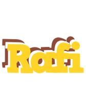 Rafi hotcup logo