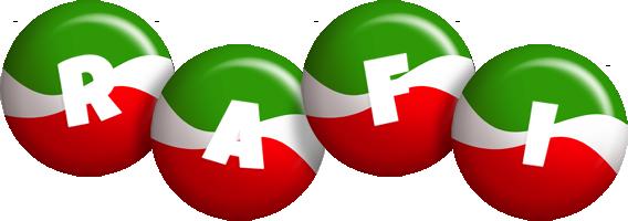 Rafi italy logo