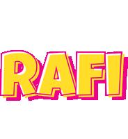Rafi kaboom logo