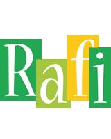Rafi lemonade logo