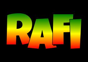 Rafi mango logo