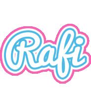 Rafi outdoors logo