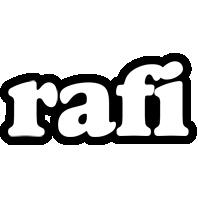 Rafi panda logo