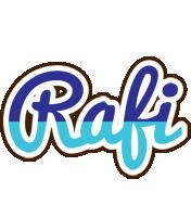Rafi raining logo