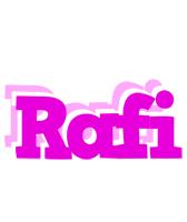 Rafi rumba logo
