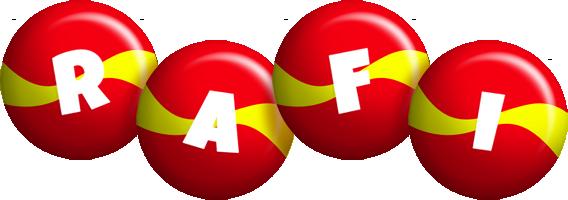 Rafi spain logo