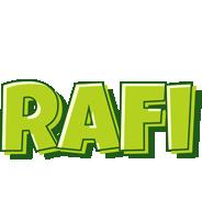 Rafi summer logo